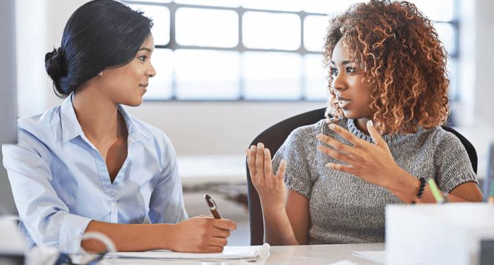 Cómo afrontar conversaciones difíciles en el trabajo