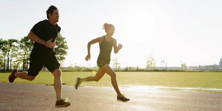 Cómo practicar running con corredores más lentos que tú