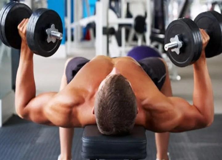 Rutinas para fortalecer los tríceps
