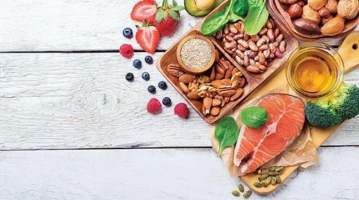 Alimentos naturales bajos en calorías