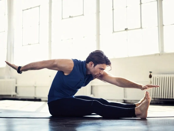 Ejercicios de abdomen inspirados en el Pilates para corredores