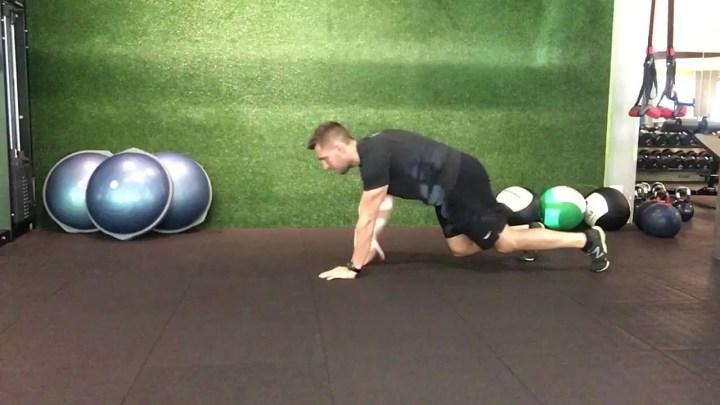 Los mejores ejercicios para un entrenamiento militar