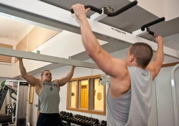 Trucos de entrenamiento para hacer más dominadas
