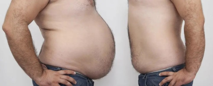Perder grasa te ayuda a hacer más dominadas seguidas