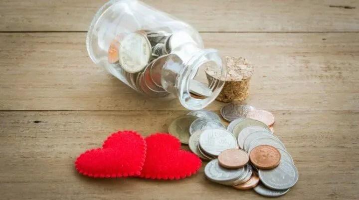 Estar soltero te permite ahorrar más dinero