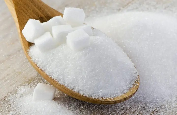 Ingesta de azúcar añadido por día