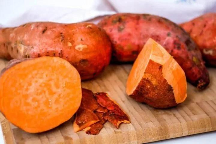 La batata reduce los antojos de azúcares