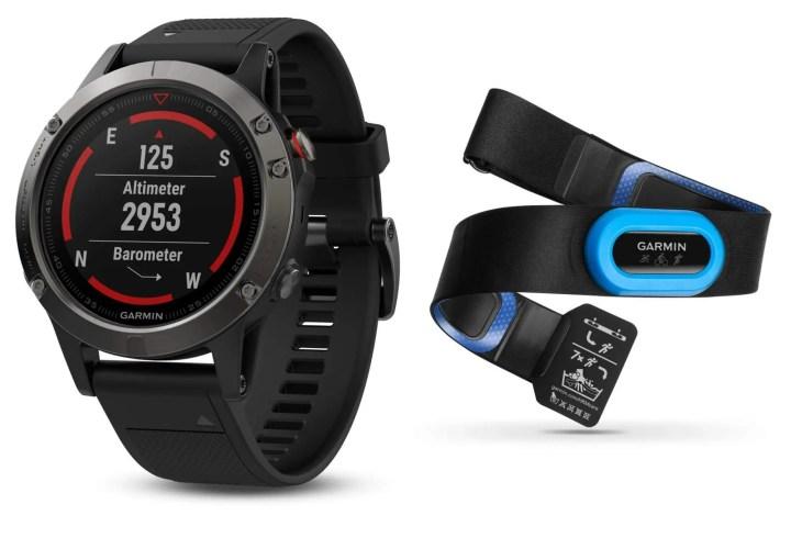 Mejor Smartwatch Garmin Fenix 5