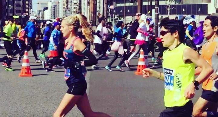 Rutinas divertidas para preparar una maratón