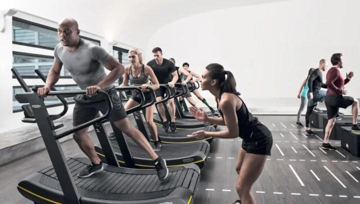 Otros ejercicios para hacer en la cinta de correr