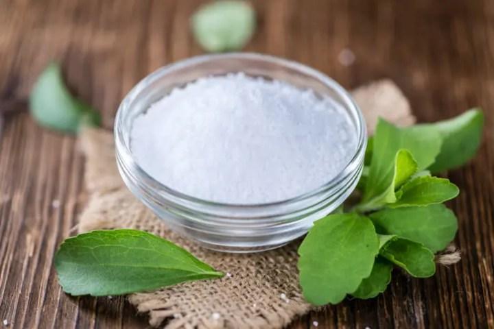 Cantidad recomendable de stevia que debes tomar