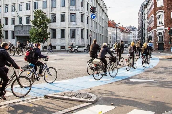 Consejos para circular con bicicleta por la ciudad