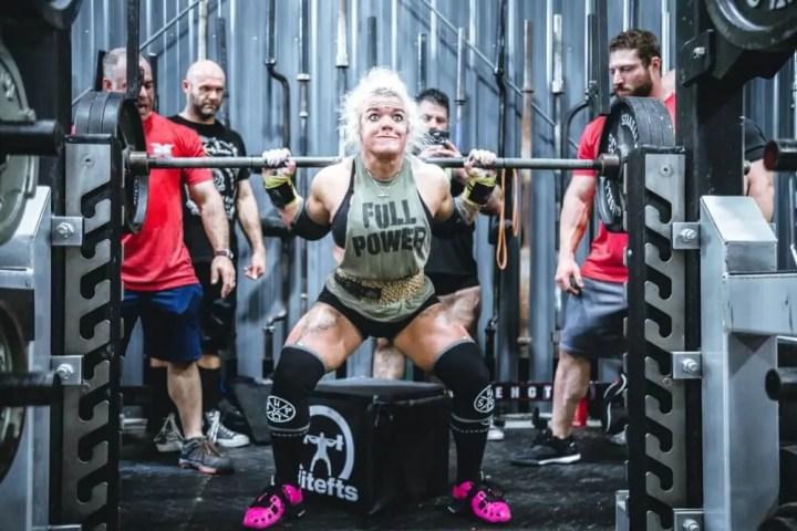 Entrenamiento de powerlifting para principiantes