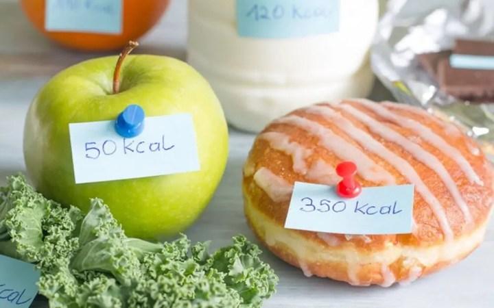 ¿Cuántas calorías de menos ingerir para perder peso?