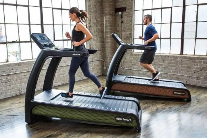 Entrenamiento en cinta de correr para mayor velocidad de carrera