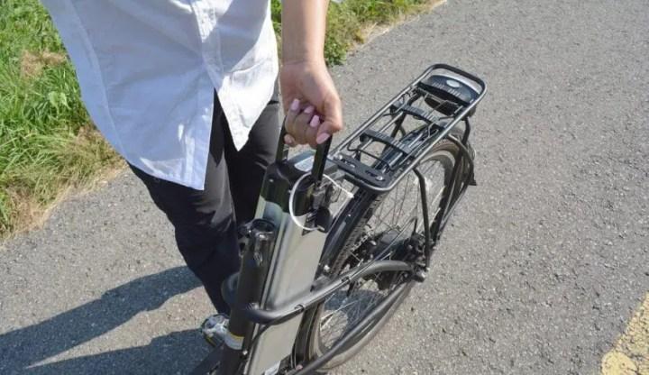 Cómo son las baterías de las bicicletas eléctricas baratas