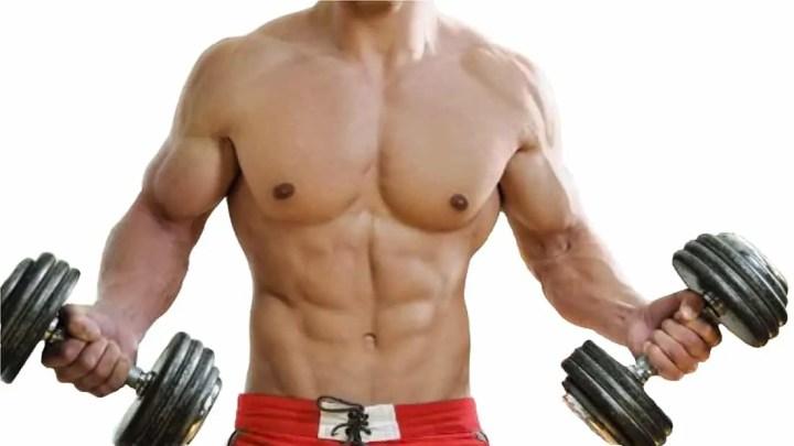 Número de series y repeticiones necesarios para ganar masa muscular