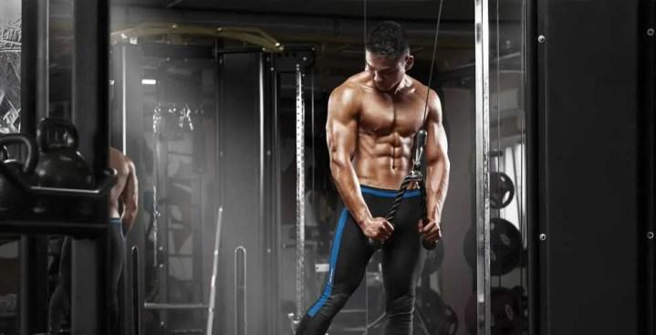 Los mejores ejercicios para entrenar el tríceps