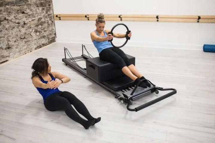 Estructura de las clases de Pilates Reformer