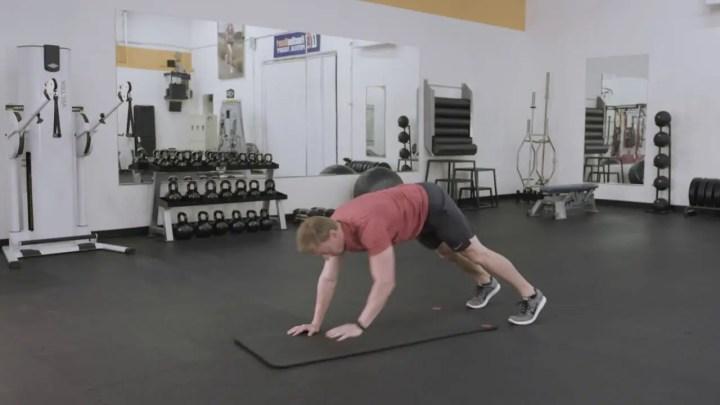 Variantes desafiantes de planks