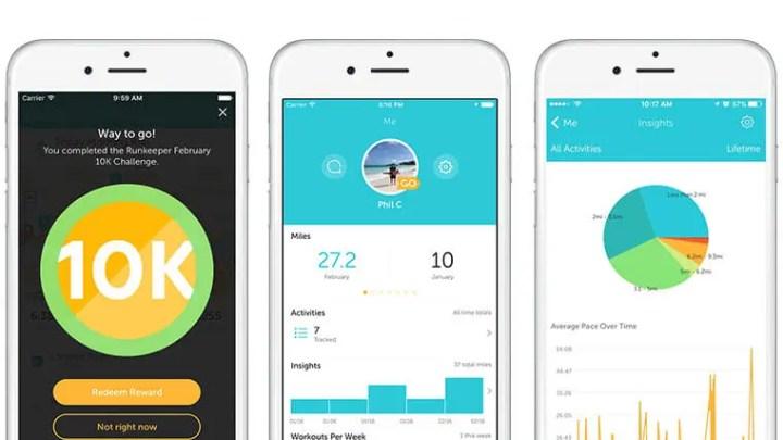 Las mejores Apps con función de podómetro