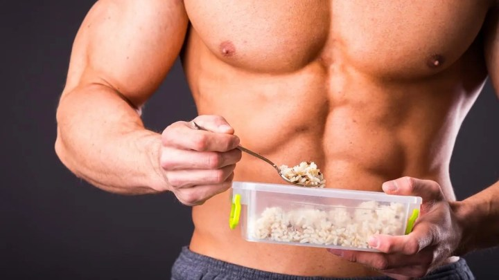 Cómo comer correctamente en un periodo de volumen