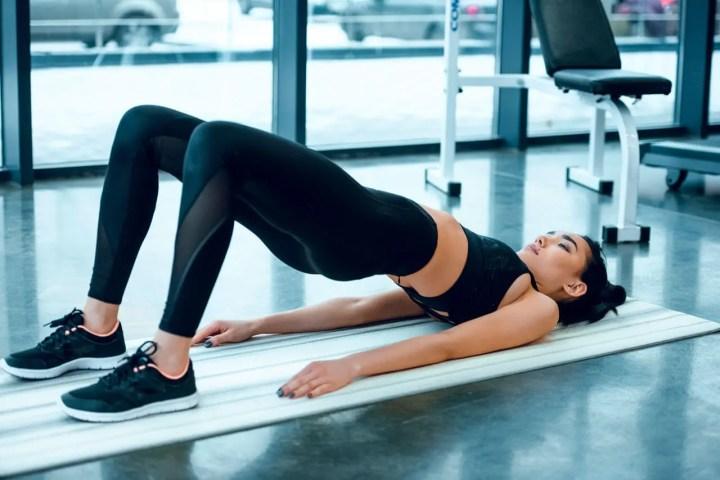 Unos glúteos débiles pueden provocar dolor de espalda