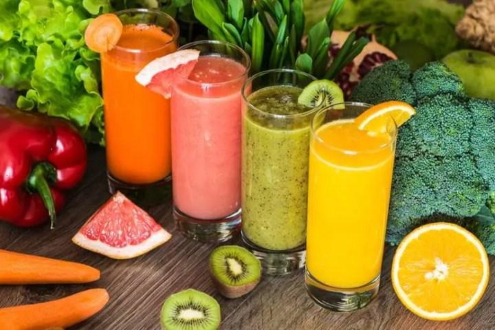 ¿Es saludable desayunar un zumo natural?