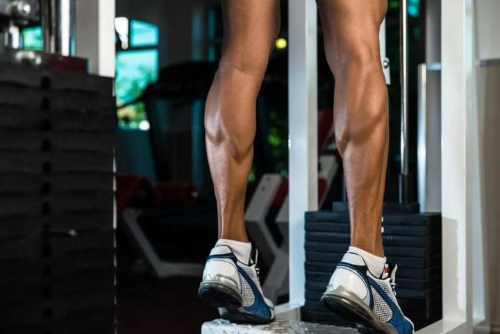 Cómo activar muscularmente los gemelos