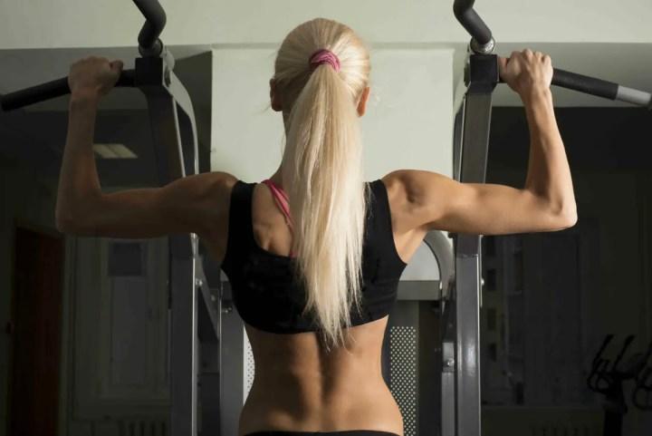 Cómo puede conseguir una mujer hacer más dominadas