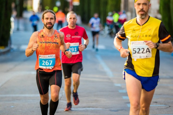 Percepción del esfuerzo en una ultramaratón