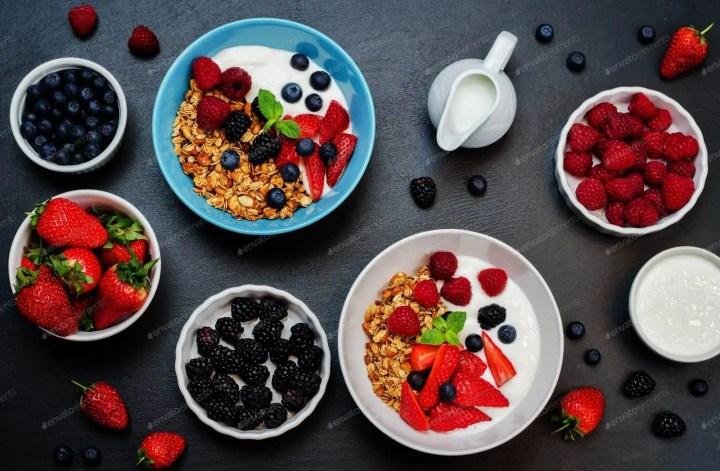 Los mejores desayunos para afrontar entrenamientos de running