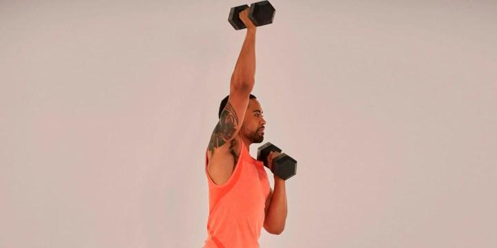 Ejercicios de brazos para ganar fuerza en natación