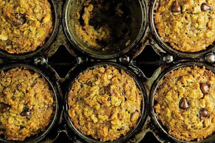 Receta de muffins especiales para runners