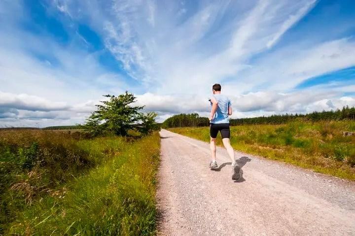 carga de entrenamiento adecuada en carrera