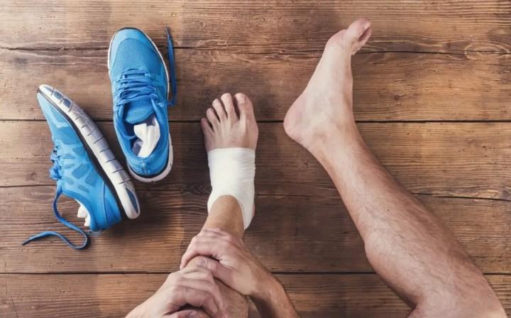 Cómo estar en forma mientras tienes una lesión