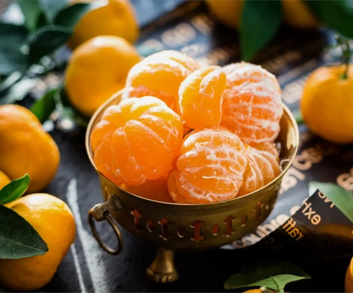 Inconvenientes de las clementinas