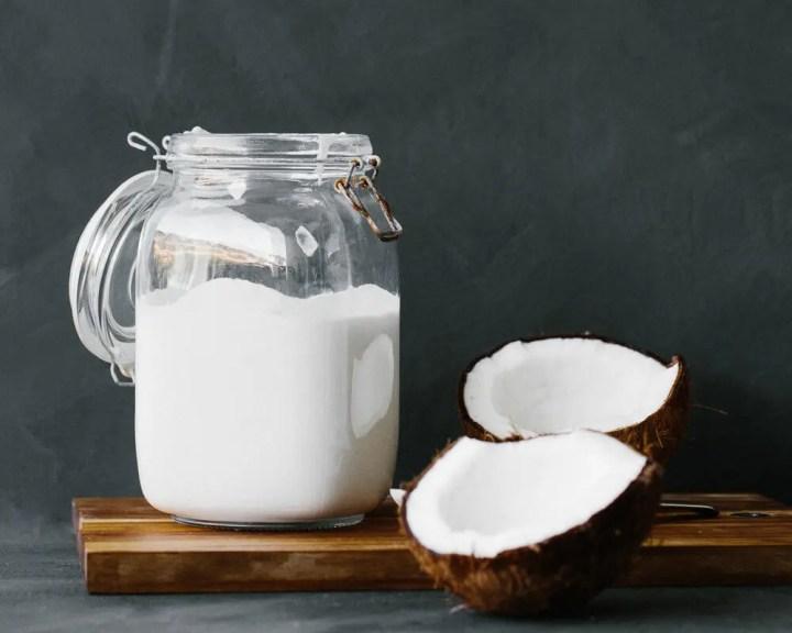 El kéfir de coco es rico en potasio