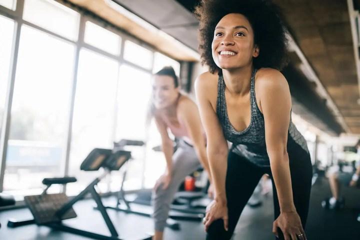 Razones para ejecutar ejercicios compuestos