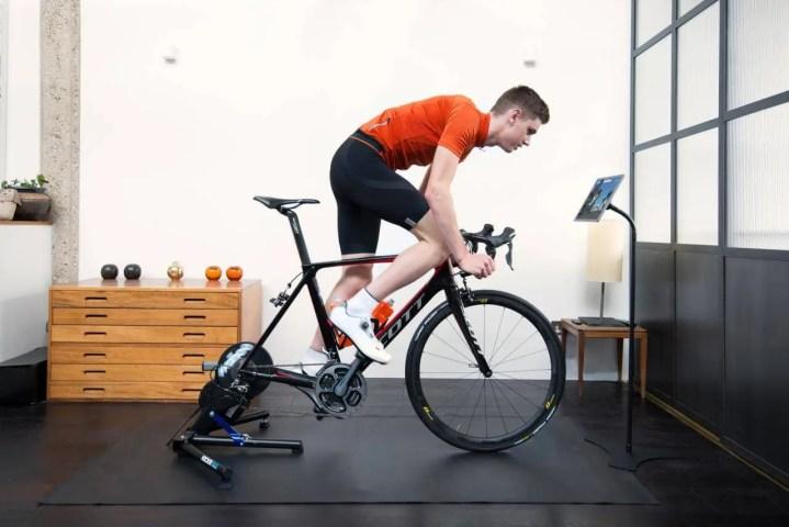 ¿Qué ventajas tiene practicar ciclismo indoor?