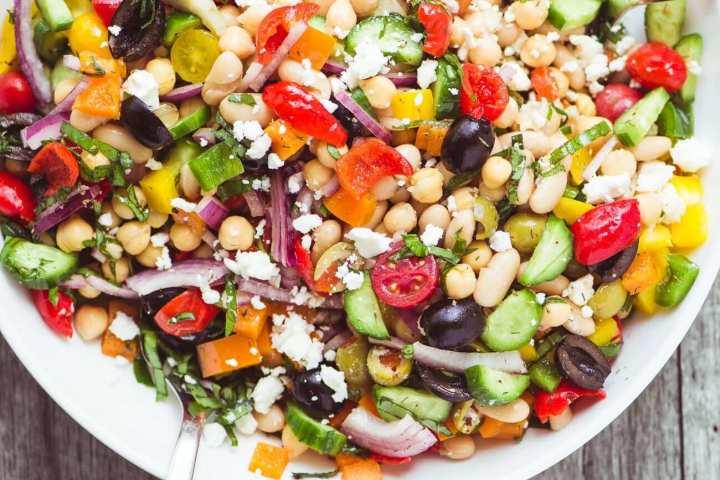 Recetas de cenas saludables basadas en judías