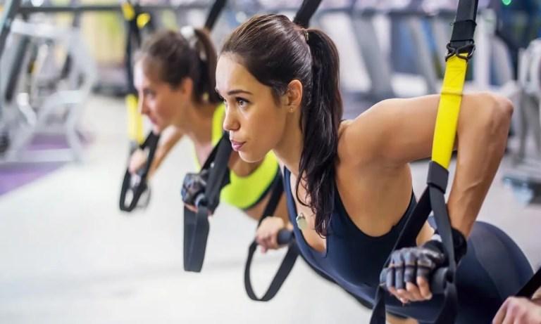 Instrucciones para ejercicios en TRX