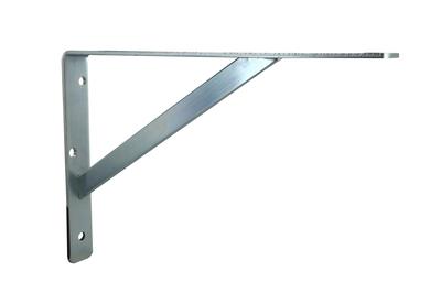 equerre renforcee acier zingue 495x330mm