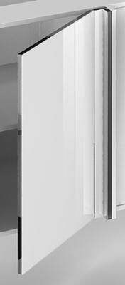 fileur d angle de cuisine bas cristal blanche 70 x 4 6 x 4 6 cm pour meuble