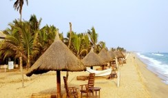 The travel destinations in delta state
