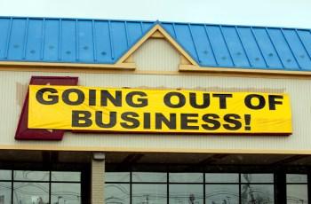 small business failure