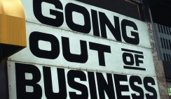 many small businesses fail
