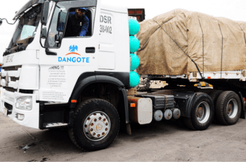 cement distribution business