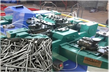 construction nail production business