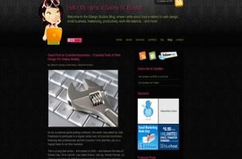 lucrative web design business